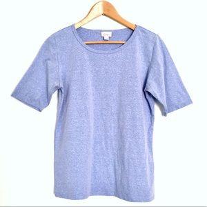 LuLaRoe Blue Gigi Tee